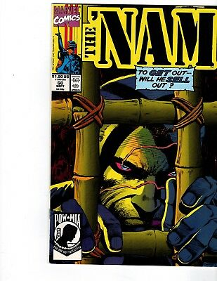 The 'Nam #60 (SEPTEMBER  . 1991, Marvel)  NM