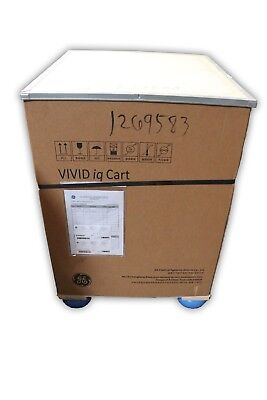 GE Vivid IQ Basic Cart Package (H48952AD)