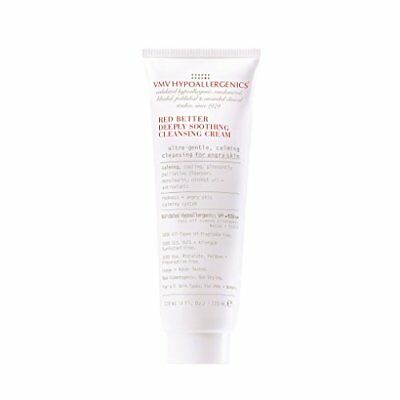 VMV Hypoallergenics Red Better Deeply Soothing Cleansing Cream, 4.06 oz. NEW!