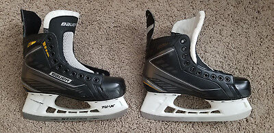 Bauer Supreme 150 ice skates size 8, worn once, excellent condition