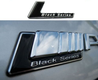 ☆  LOGO AMG  BLACK Series mercedes STICKER , AUTO  EMBLÈME ☆