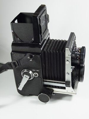 Mamiya C330 TLR Medium Format Film Camera - Interchangeable Lens Camera