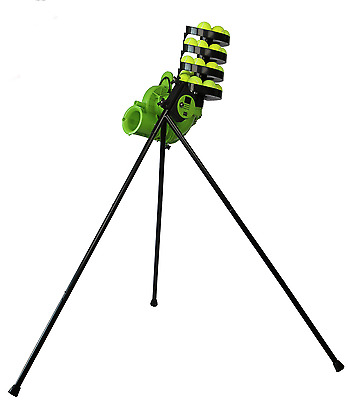 Baseliner Slam Tennis Racquet Ball Machine - Brand New With Increased Capacity!!