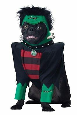 Franken-Pup Pet Costume Frankenstein for Dog Puppy Halloween Monster