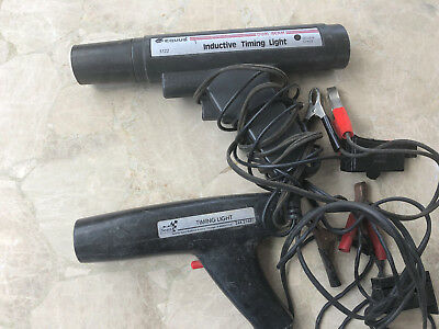 EQUUS 3122 Dual-Beam Inductive Timing Light & Sears Timing Light