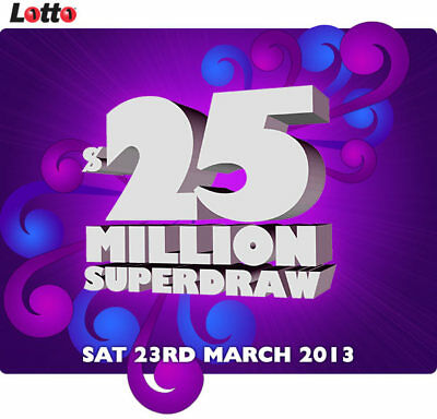 KLODS TATTSLOTTO lotto oz POWER SYSTEM Lottery