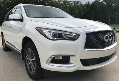 2018 Infiniti QX60 ALL WHEEL DRIVE ONE OWNER 2018 AWD INFINTY QX60 WITH ONLY10,000 MILES CLEAN CAR FAX NO ACCIDENTS