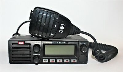 GME 80 Channel DSP DIN Sized CB UHF Radio TX4500 w/ GME Microphone #34210