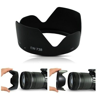 EW-73B Replacement Lens Hood for Canon EF-S 18-135mm f/3.5-5.6 IS STM' AU STOCK