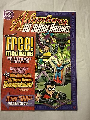 Adventures with the DC Super Heroes (2000, DC)