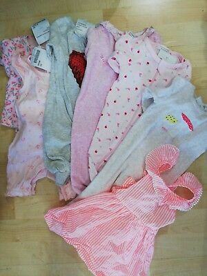 Baby girl clothes bundle Size 00 paperwings, seed, purebaby, country road