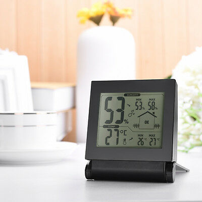 Digital Large Screen Hygrometer TemperatureThermometer Humidity Monitor