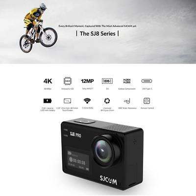 SJCAM SJ8 Pro 2.33 Inch Sport Action Camera 170 Degree Wide Angle Cam DV