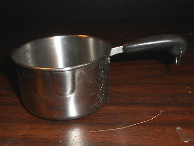 Vintage Revere Ware Measuring Cup / Butter Melting Pan