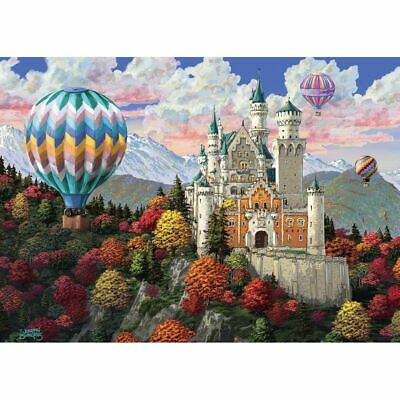 Ravensburger Neuschwanstein Dreams Jigsaw Puzzle 1000pc|Puzzles for Adults Noosa