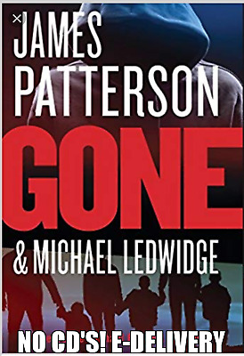 Michael Bennett: Gone by James Patterson  Audio Book Unabridged E-Delivery