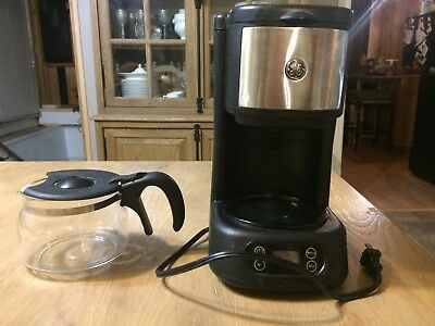 GE Coffee Maker #898712 - 5 Cup Capacity