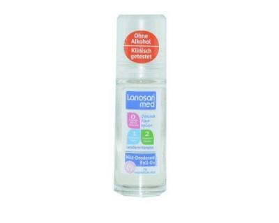 Lanosan Med Mild-Deodorant Roll-On 50ml PZN: HA600527 ( EUR 6,33 / 100ml)