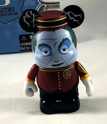 "Disney 3"" Vinylmation Park 9 Tower of Terror Bellhop Chaser Chase"