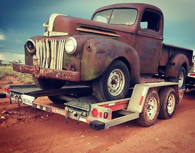 1946 Ford Other Pickups  2  1946 FORD PICKUPS