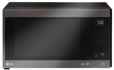 LG 42L Smart Inverter Microwave Oven - MS4296OBSS