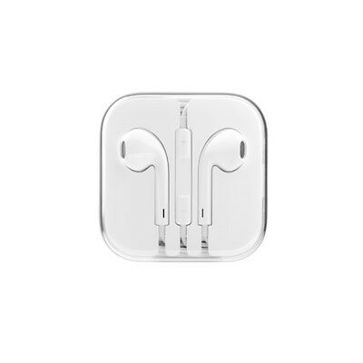 2 x Genuine Apple A1748 EarPods Headset White for iPhone 8/8 Plus X XS/XS MAX XR