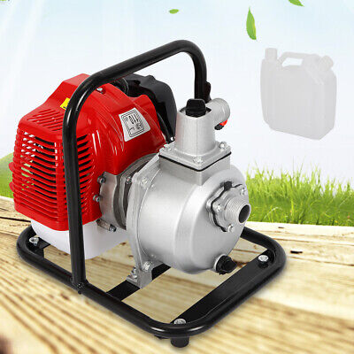 43CC Warton Water Transfer Pump Water Drainage Pump 1.7HP 2-Stroke Petrol  TOP