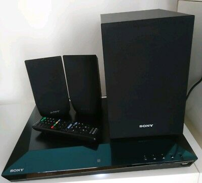 Sony Blu-Ray Disc/DVD Home Theater System BDV-EF1100 2.1 - Full HD 3D - Top!