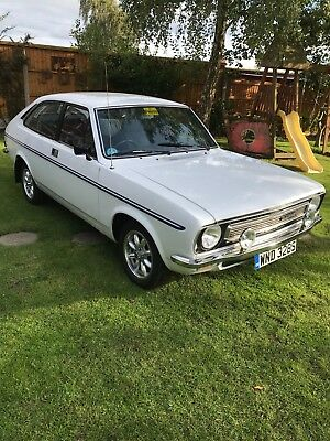 Morris Marina 1.8 gt coupe 1978 white fully restored unleaded PX WELCOME
