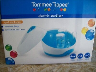 Tommee Tippee Electric Bottle Steriliser