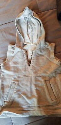 Country Road Boys Vest Grey Size 2
