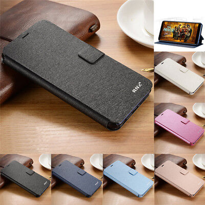 For Xiaomi Redmi 6A Note 6 5 Pro 4X Magnetic Flip Thin Leather Wallet Case Cover