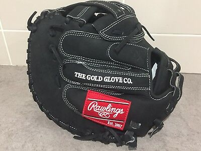 Rawlings Heart Of The Hide Fastpitch Catchers Mitt / Glove - Bnwt