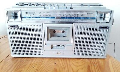 Boombox Jvc Rc-656L / Biphonic System / Victor Company Of Japan / Vintage !!!!
