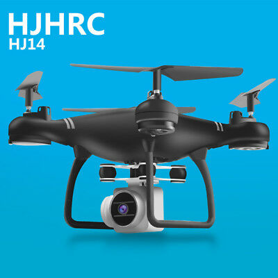 HJ14W Wifi Remote Control RC Drone Airplane Selfie Quadcopter with HD Camera