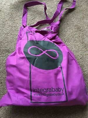 Mulberry Integra (connecta) Solarweave. Brand New Baby Size. Baby Carrier.