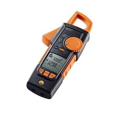 Testo 770-1 (0590 7701) TRMS 400A Clamp Digital Multimeter with Inrush