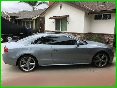2009 Audi A5 3.2L 2009 Audi A5, 3.2L V6 24V 6-Speed Manual, AWD, Coupe, Premium,Leather Interior