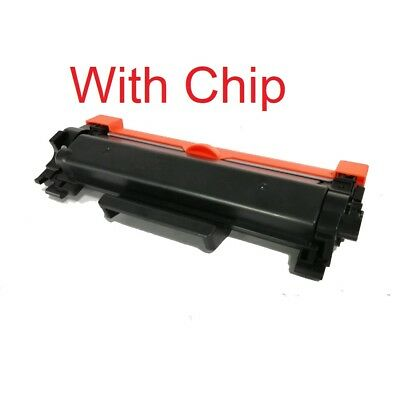 With Chip TN760 NON-OEM High Yield Toner For Brother DCP-L2550 HL-L2350 TN730