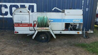 Used sewer jetter