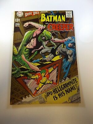 Brave And The Bold #80 FN/VF condition Huge auction going on now!