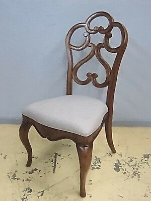 8 Drexel Heritage European Market Gentry French Side Dining Chairs Set 850-725