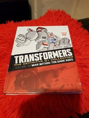 TRANSFORMERS  COLLECTION issue 36