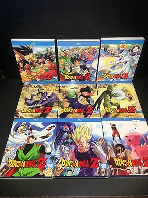 Dragon Ball Z - The Complete Series (Blu-Ray) Anime Collection