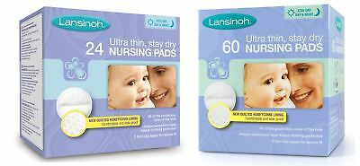 Lansinoh Disposable Nursing Pads Baby Breast Feeding Accessory Bra Inserts BNIB