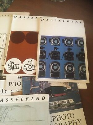 Hasselblad Booklets