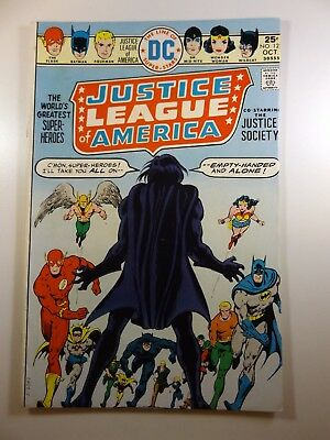 """Justice League of America #123 """"Where on Earth am I?"""" Fine- Condition!!"""
