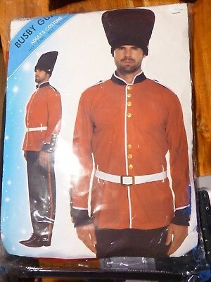 Henbrandt Busby Queen's Guard Costume,one size