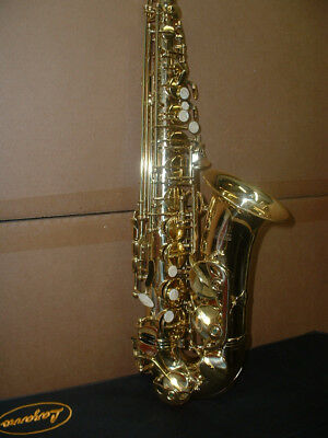 Allora Alto Saxophone With Case AAAS-301 Just Serviced! Ready to Play!