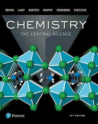 Chemistry The Central Science 14th edition EBOOK